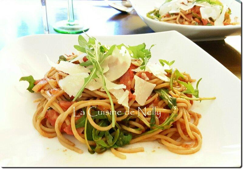 SPaghettiArrabiattaChorizofenouil