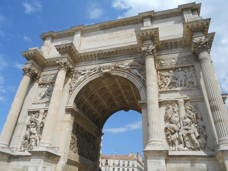 Porte d'Aix (2)