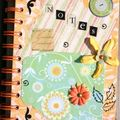 Carnet notes multicolor