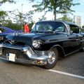 Cadillac series sixty-two hardtop sedan de 1957 (Rencard du Burger King) 01