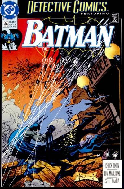detective comics 0656