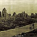1914 - les français attaquent les allemands avec des
