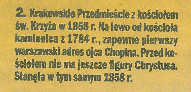 1er domicile de Nicolas Chopin commentaire