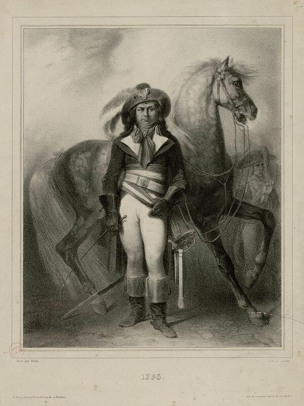 Cavalier 1793