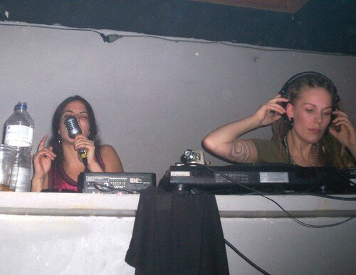 MC Mary Jane and Lady Lite@Factory 24Nov06