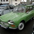 Citroën ami 8 berline 1969-1978
