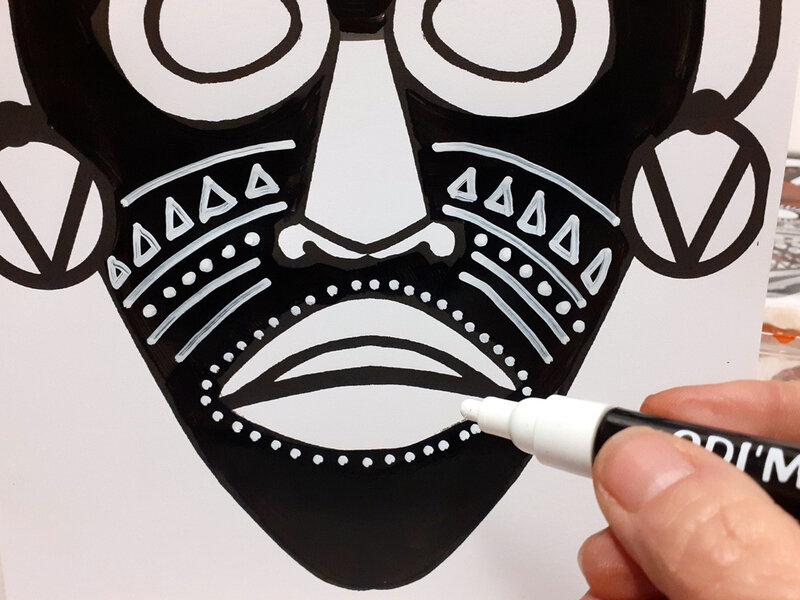 354-MASQUES-Masques africains (100)