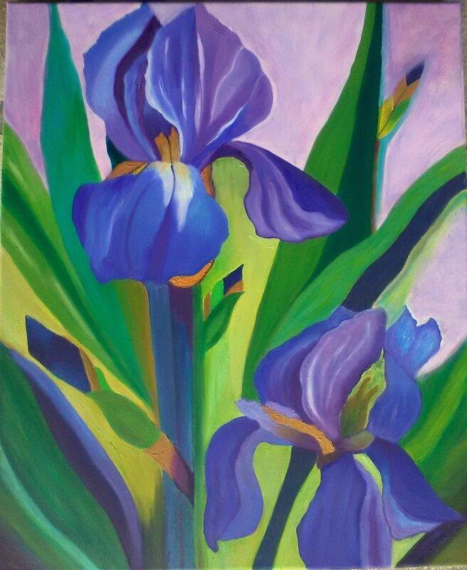 Iris (huile)