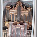 Sizun - les orgues du XVIII