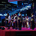 Japan Expo 2018 - European Yosakoi Show sur la scene Sakura (5)