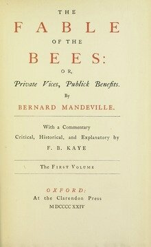 Mandeville_-_Fable_of_the_bees,_1924_-_5857188