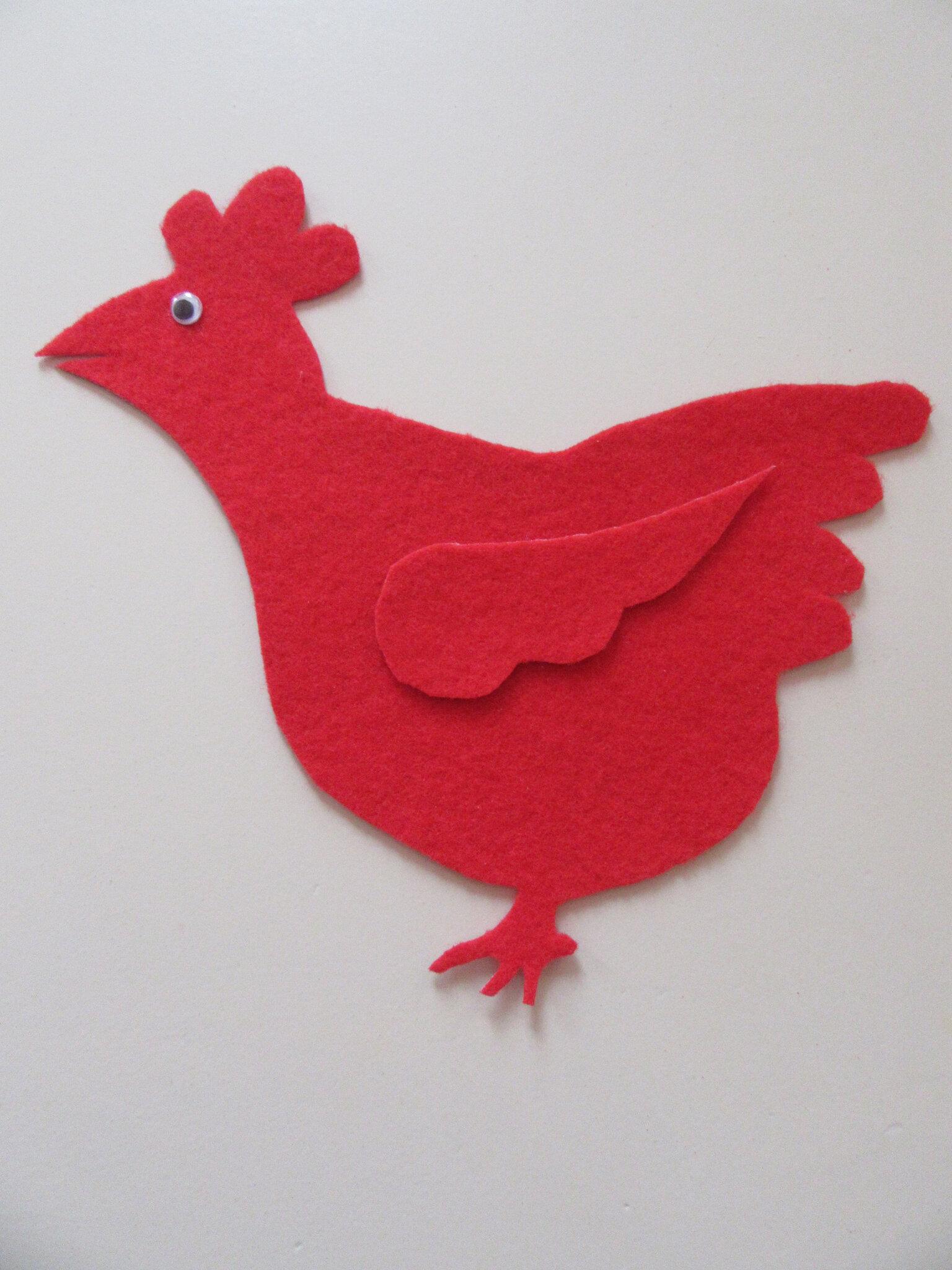 Des petites poulettes