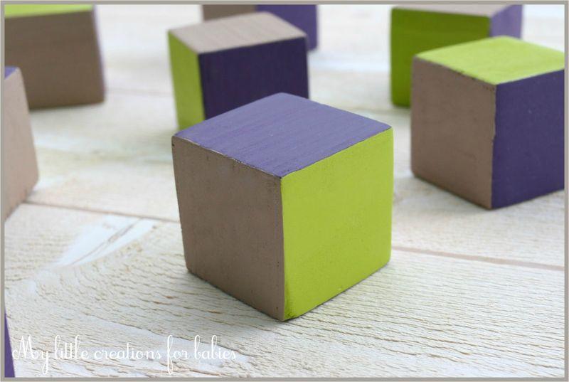 Cubes a empiler 2