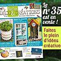Atelier deco & creations n°35 est en vente !