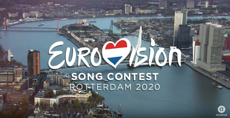 Annonce cartes postales Eurovision