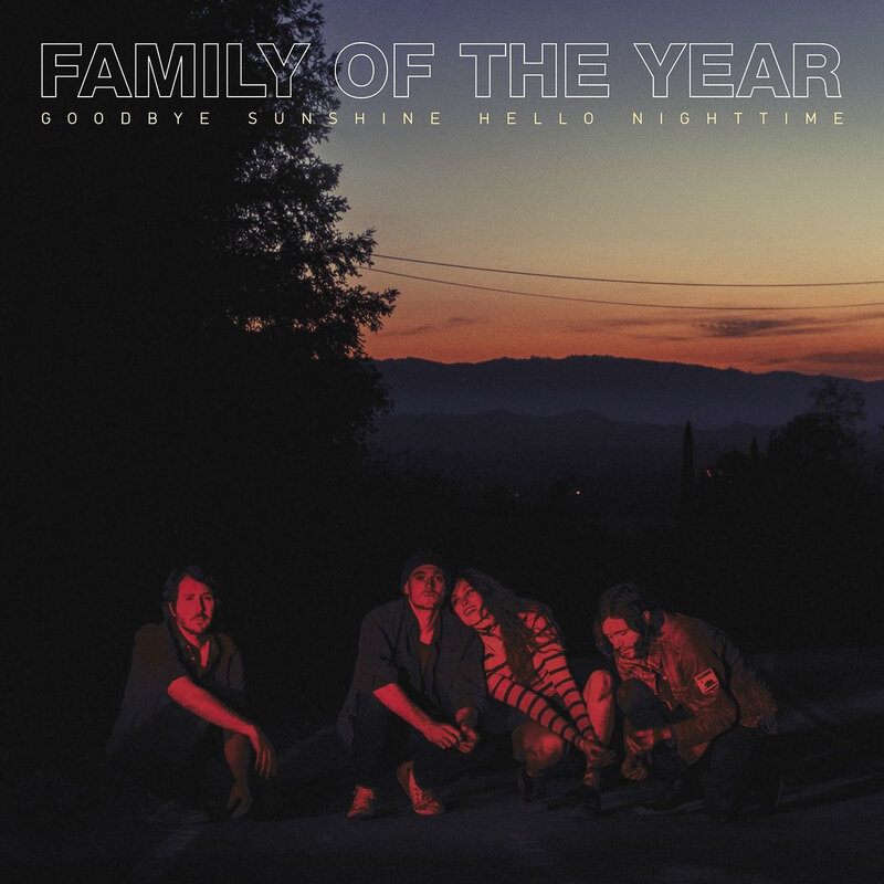Family of the Year - Front