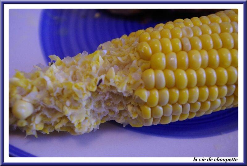 poulet broche épis de maïs-5