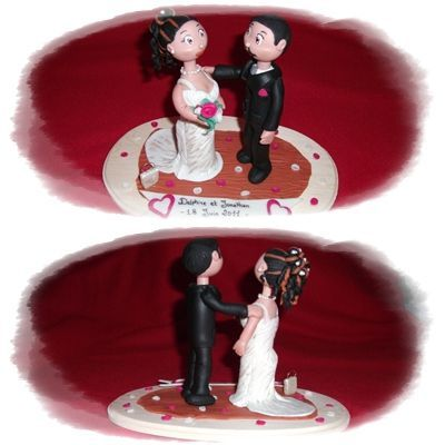 MARIAGE PORCELAINE FROIDE 5