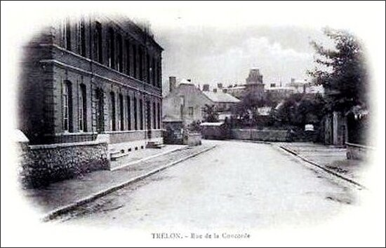 TRELON-Rue de la Concorde