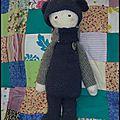 Crochet : bina l'ours by lalylala