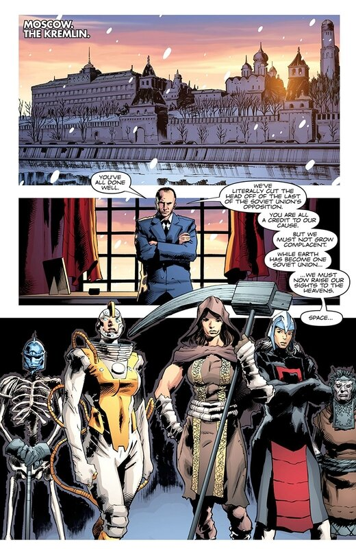 valiant divinity III stalinverse a