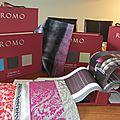 Tissu romo , kirkby design , villa nova , zinc etc