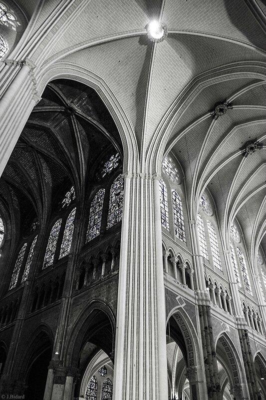 Cathédrale de Chartres pr blog