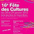 1 fête des cultures 2012