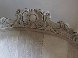 PATINE CHAISE - DETAILS