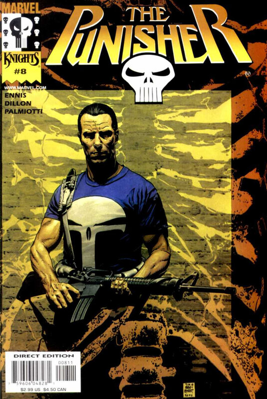 punisher marvel knights V2 08
