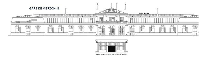 vierzon gare facade18