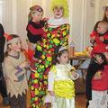 Ouest france - les enfants de la micro-crèche au ludo'carnaval - quemperven