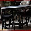 Relookage de meuble : les chaises