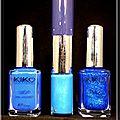 En bleu pour bulleuw et maoya