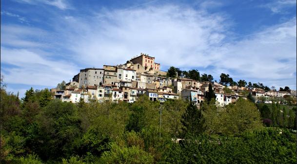 La Verdière-Village