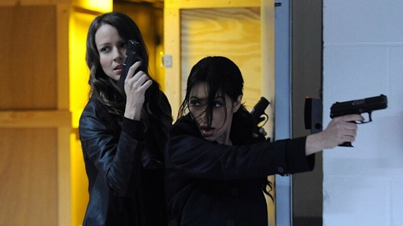 Person of interest Root et Shaw