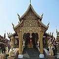 Chiang Mai - Wat Phantao15