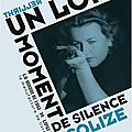 Un long moment de silence - paul colize
