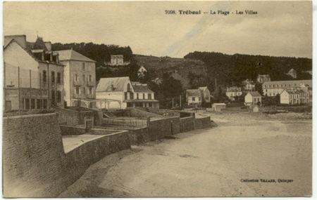 76 - TREBOUL - LA plage - Les villas