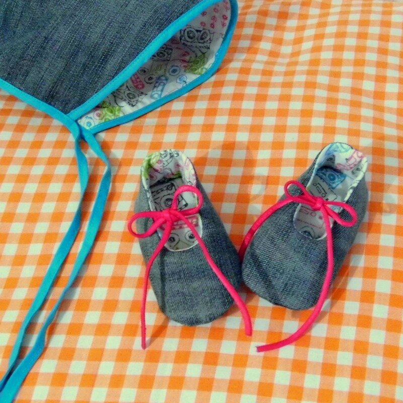 Chaussons Fifi Avril 2015
