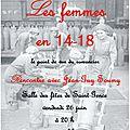 Saint-gence : vendredi 26 juin, salle polyvalente 20h00, jean-guy soumy