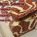 Cake style savane , cuit à la vapeur au thermomix ou tout autre robot du même style { recette }