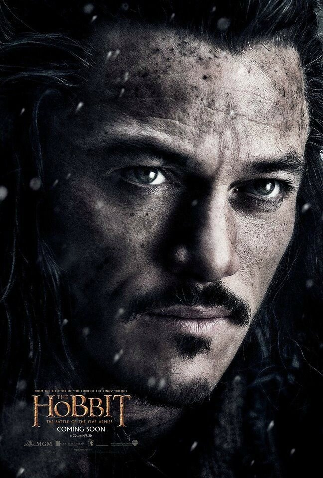 Bard The Hobbit The battle of the five armies