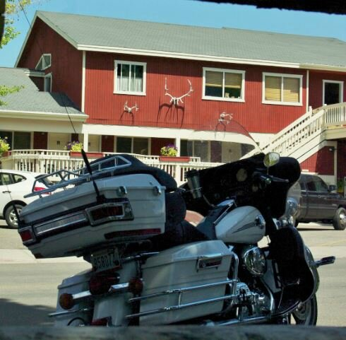 Harley Bagger 9