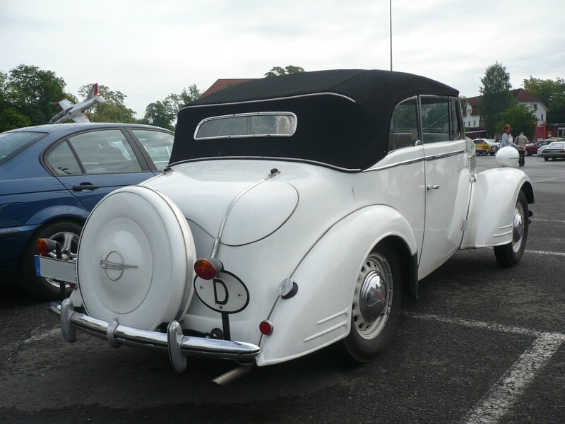 OPEL Super 6 cabriolet Speyer (2)