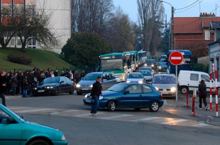 LYCEE JOLIOT CURIE circulation 2011 rue Chanzy