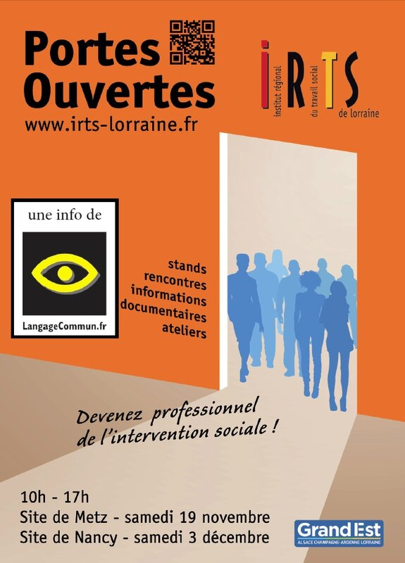 Atelier Oral de Concours- B Druesne- IRTS-Portes ouvertes-12-2016