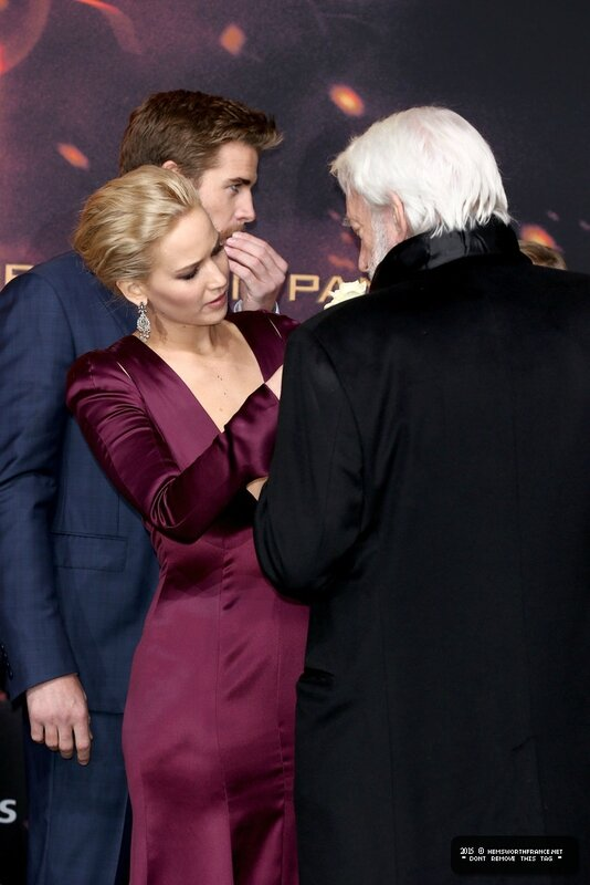 Hunger Games_Mockingjay Part 2 - Berlin Premiere 07