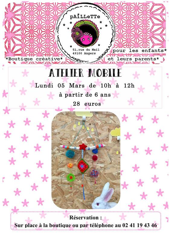 Atelier 3 Mobile