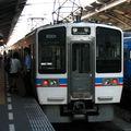 JR 6000系 (6001), Takamatsu eki